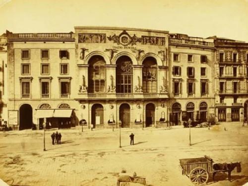 Restauració façanes Teatre Principal